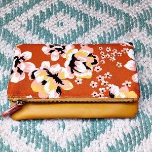 Rachel Pally reversible Zahara floral clutch